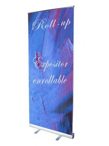 Roll-up otra alternativa al photocall